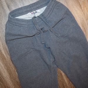 Vintage FILA Men's Sweatpants w/ Pockets